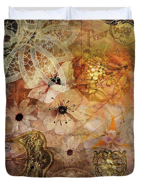 Treasures Duvet Cover