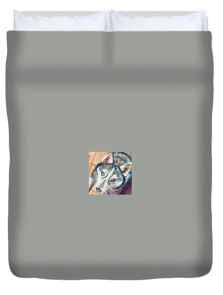 Treat Time Duvet Cover