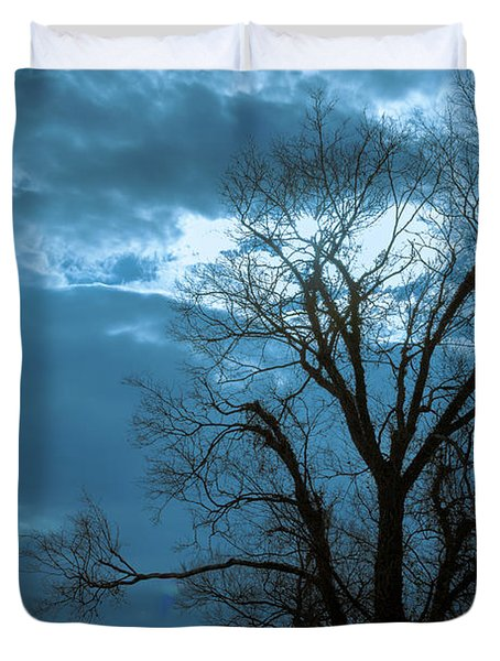 Tree # 23 Duvet Cover