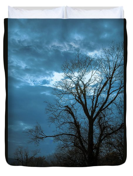 Tree # 23 Duvet Cover