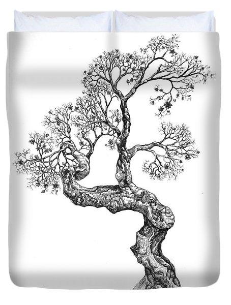Tree 14 Duvet Cover