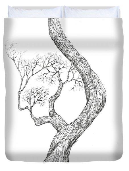 Tree 40 Duvet Cover