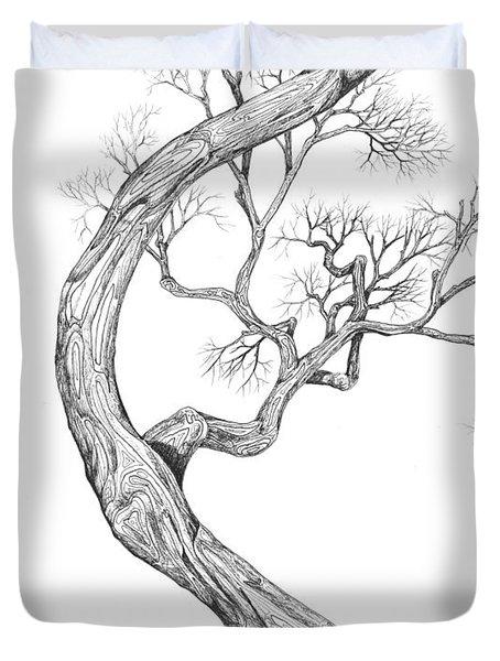 Tree 41 Duvet Cover