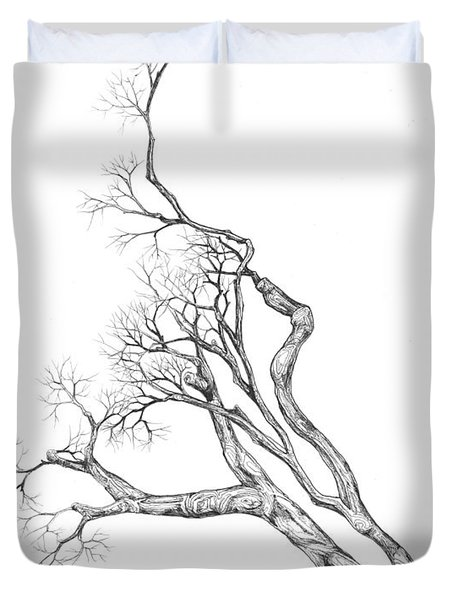Tree 42 Duvet Cover