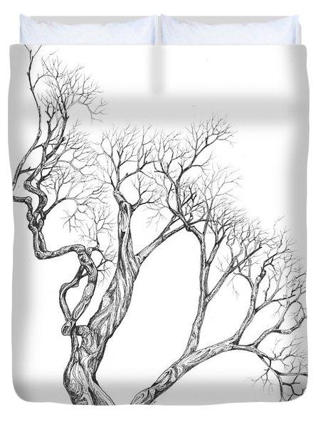 Tree 43 Duvet Cover
