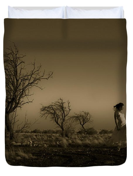 Tree Harmony Duvet Cover