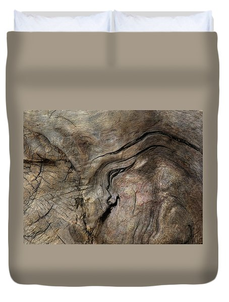 Duvet Cover featuring the photograph Tree Memories # 23 by Ed Hall
