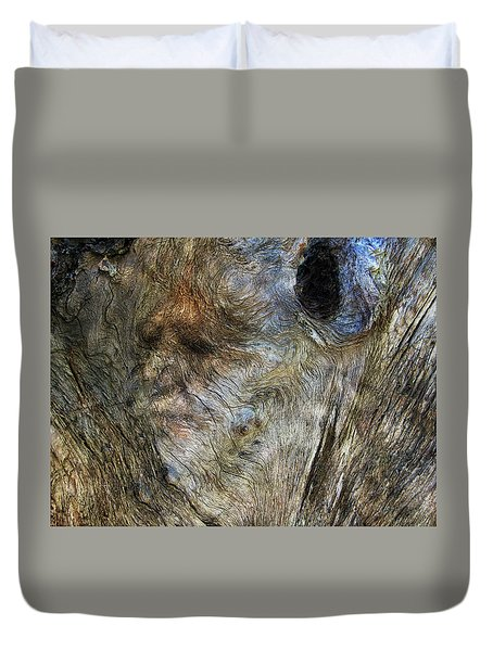 Duvet Cover featuring the photograph Tree Memories # 25 by Ed Hall