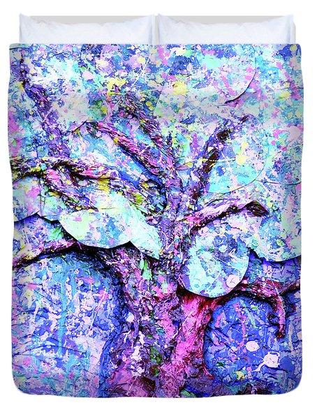 Tree Menagerie Duvet Cover