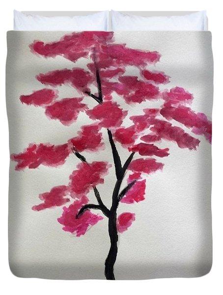 Tree Of Grace Duvet Cover