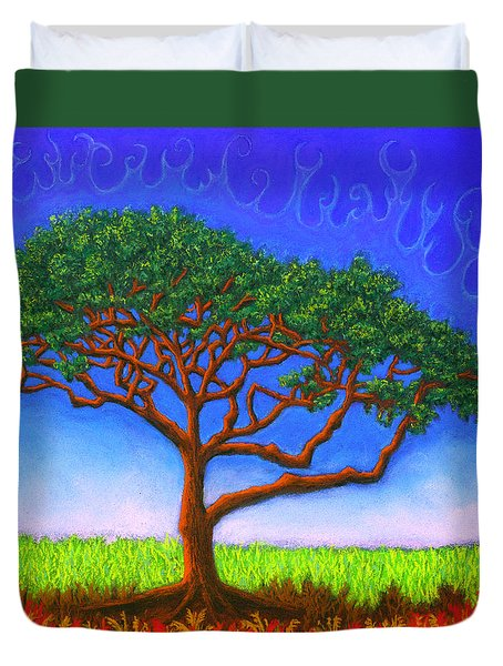 Tree Of Life 01 Duvet Cover