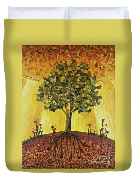 Tree Of Life Duvet Cover