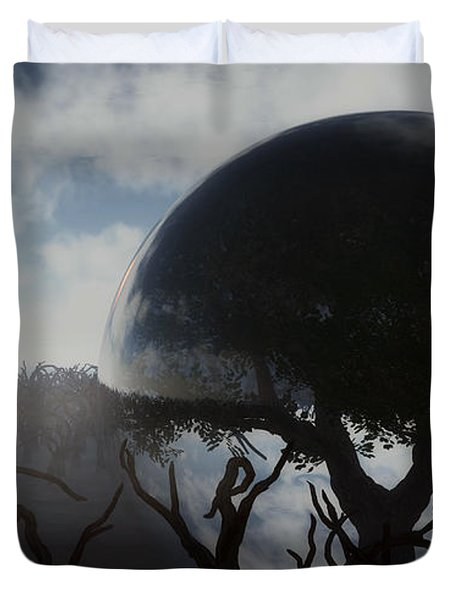 Tree Of Life  Duvet Cover by Richard Rizzo