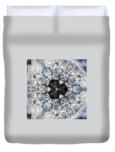 Tree Of Life Duvet Cover by Jorge Ferreira