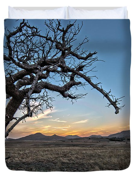 Tree Of Lost Souls Duvet Cover