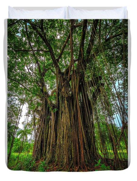 Tree Of Souls Duvet Cover