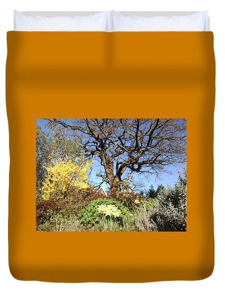 Tree Photo 991 Duvet Cover