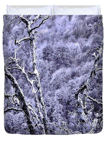 Tree Sprite Duvet Cover