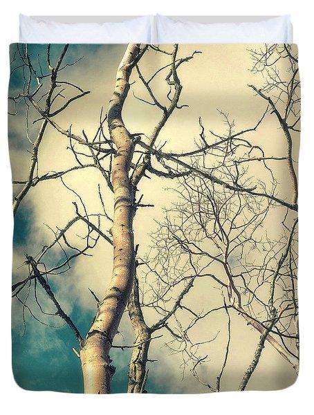 Tree Top 2 Duvet Cover