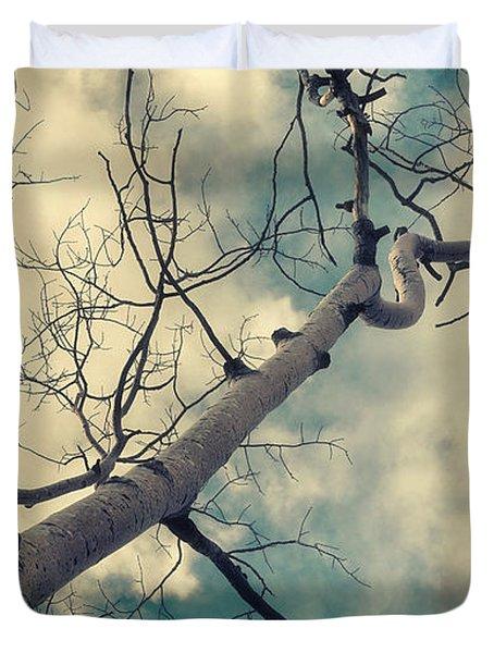Tree Tops 1 Duvet Cover