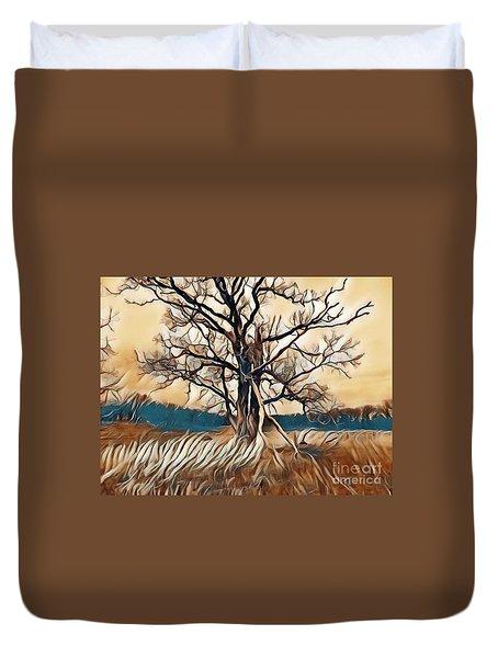 Tree1 Duvet Cover