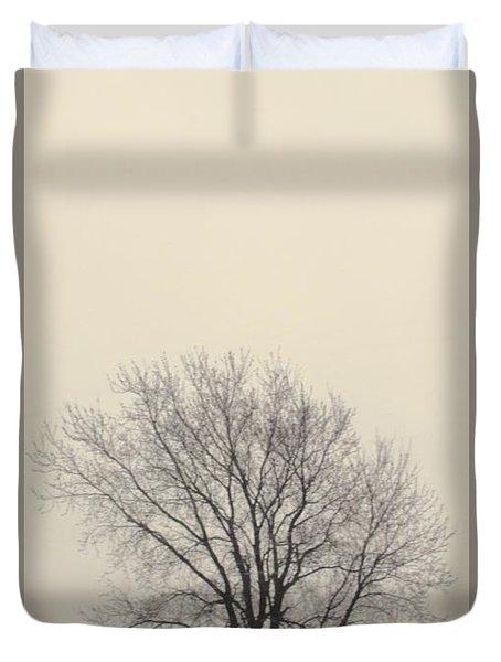 Tree#2 Duvet Cover by Susan Crossman Buscho