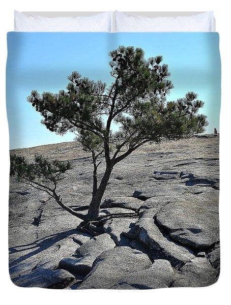 Trees 11 14 Duvet Cover