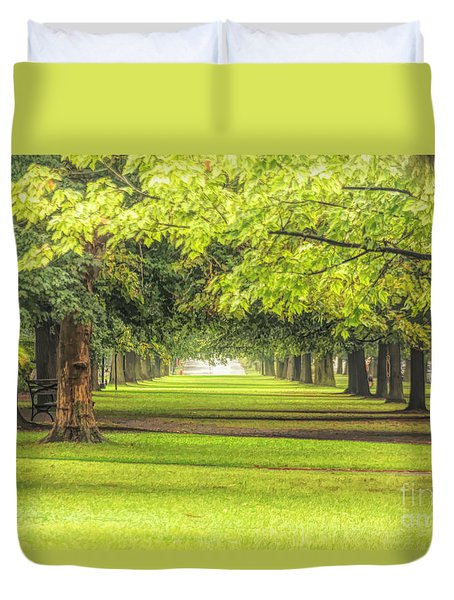Trees Duvet Cover