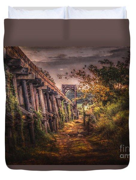 Tressel Duvet Cover