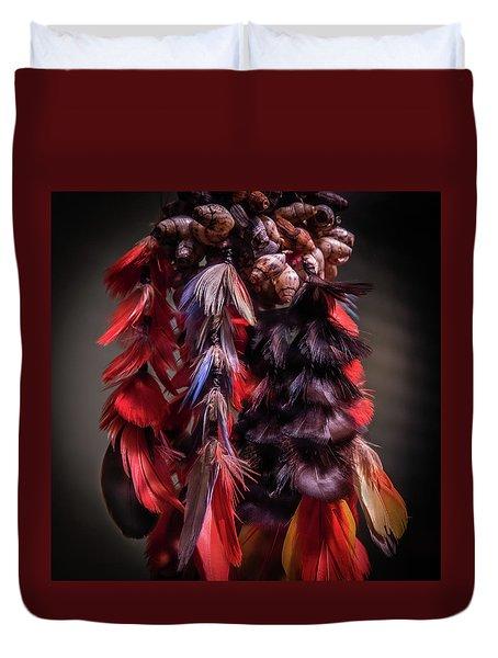 Tribal Art Duvet Cover