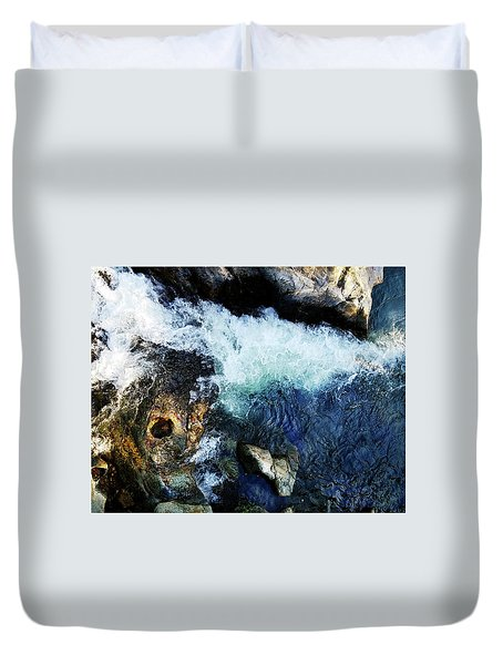 Tribute Trail Newtown Ditch Duvet Cover