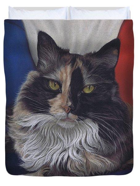Tricolore Duvet Cover
