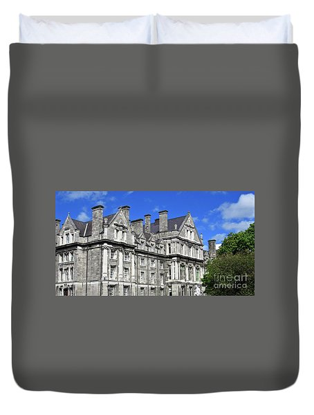 Trinity College Duvet Cover