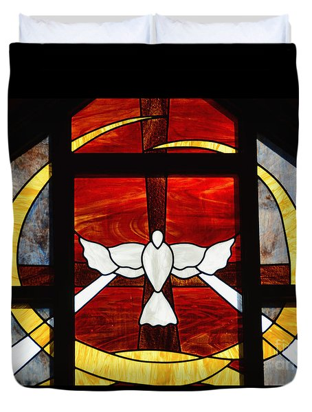 Trinity Duvet Cover