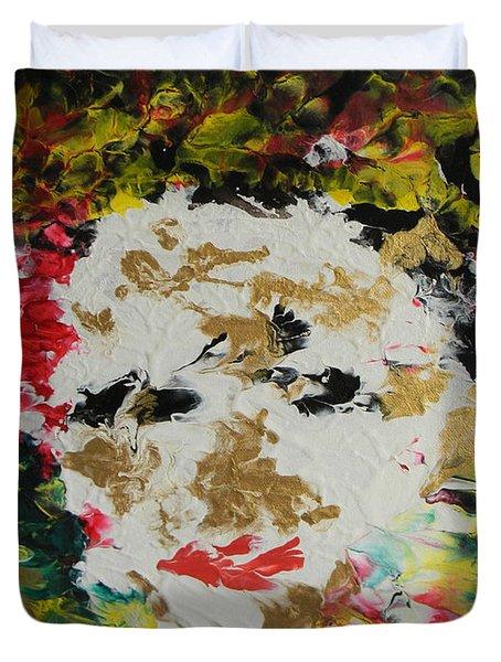Trinity Panel One Duvet Cover