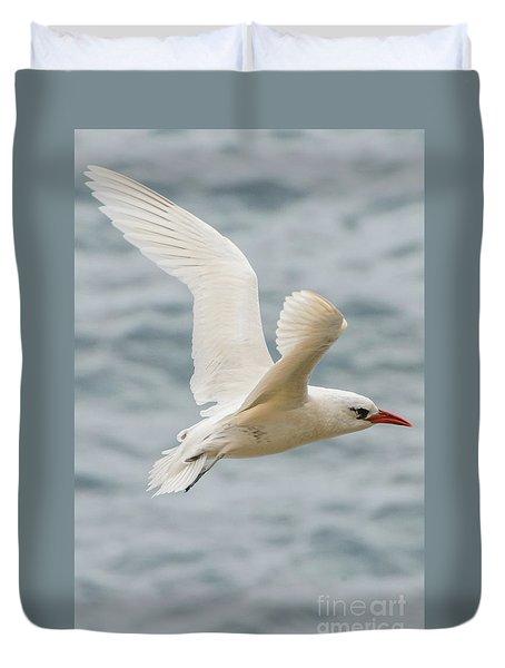 Tropic Bird 2 Duvet Cover by Werner Padarin