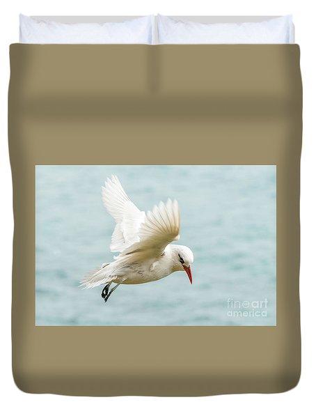 Tropic Bird 4 Duvet Cover