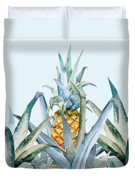 Tropical Feeling  Duvet Cover