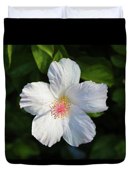 Tropical Flower 2 Duvet Cover
