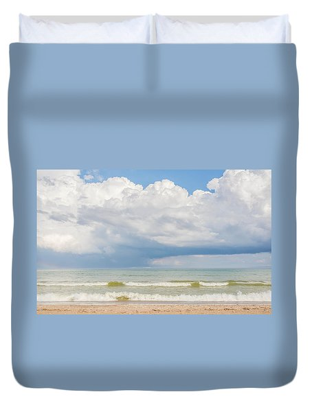 Tropical Heat Duvet Cover