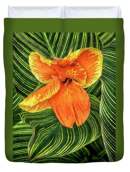 Tropicanna Beauty Duvet Cover
