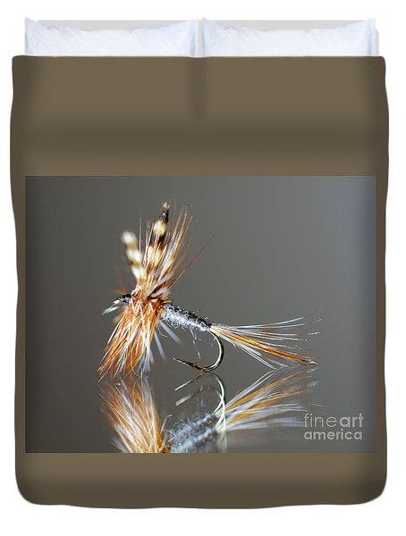 Trout Fly 2 Duvet Cover