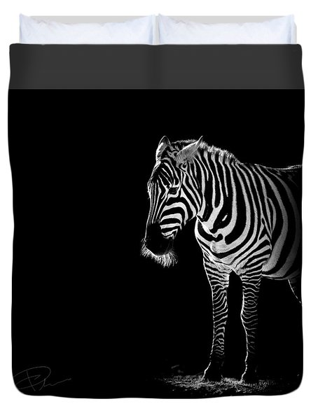 Troy Duvet Cover