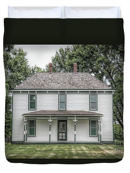 Truman Farm Duvet Cover