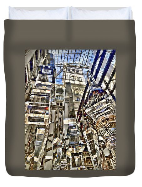 Trump International Hotel Duvet Cover