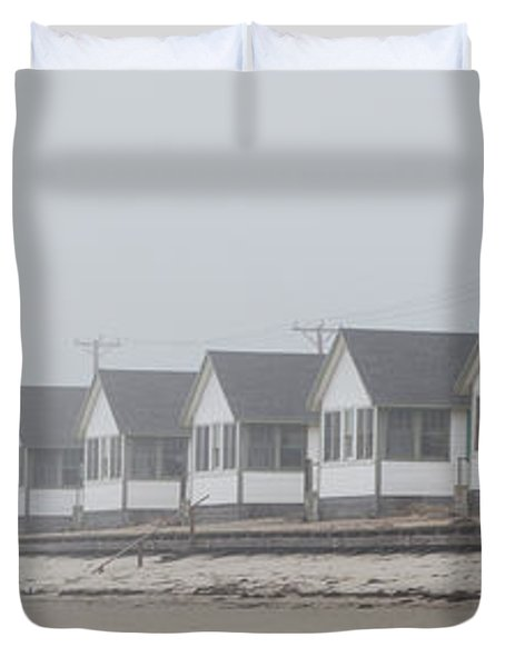 Truro Fog Imagination Duvet Cover