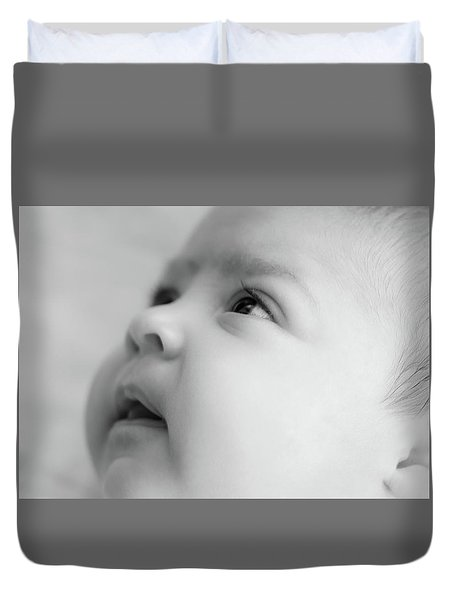 Trust Of A Child Duvet Cover