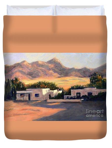 Tucson,az Duvet Cover