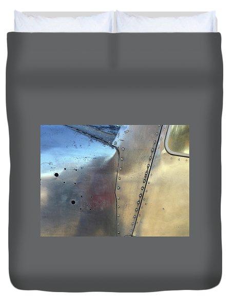 Tucumcari Fuselage Duvet Cover
