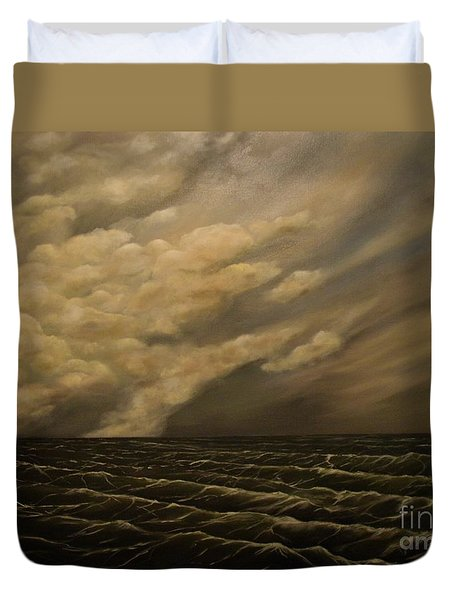 Tuesday Morning Duvet Cover by John Stuart Webbstock
